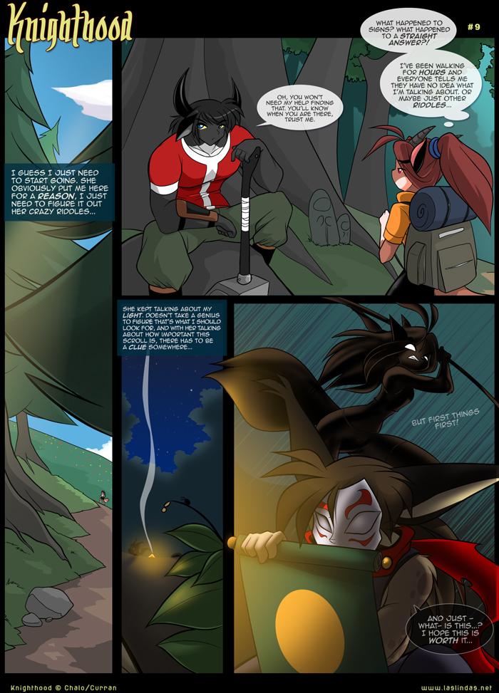 Knighthood 9
